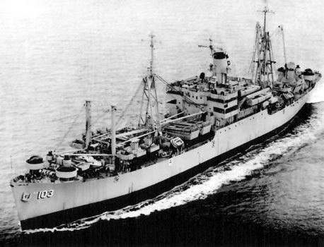 USS Rankin AKA-10